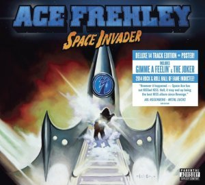 Ace Frehley - Space Invader (2014) [Deluxe Edition]