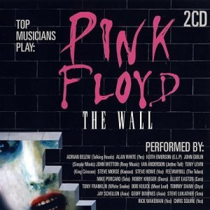 V.A. - Top Musicians Play: Pink Floyd The Wall (2007) [2CD]