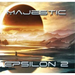 Majestic - Epsilon 2 (2014)