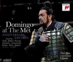 Placido Domingo - Domingo at The Met (Anniversary Edition) (2014)