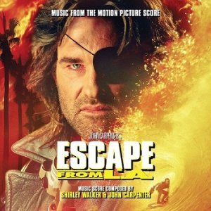 John Carpenter and Shirley Walker - Escape from L.A. OST (2014)