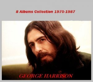 George Harrison - 8 Albums Collection (1970-1987)