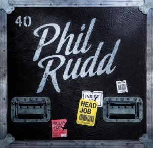 Phil Rudd (AC/DC) - Head Job (2014)
