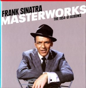 Frank Sinatra - 15 Complete Albums 1954-1961 + 43 bonus tracks [9CD Box set] (2014)