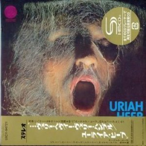 Uriah Heep - 11 Albums Collection 1970-1983 (Expanded Edition, Japan SHM-CD) (2014)
