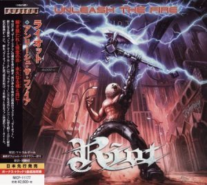 Riоt - Unleаsh The Firе [Japanese Edition] (2014)
