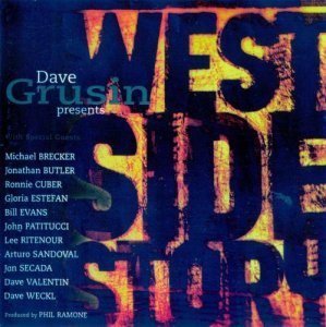 Dave Grusin - West Side Story (1997)