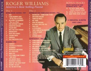 Roger Williams - America's Best Selling Pianist