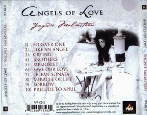 Yngwie Malmsteen - Angel Of Love (2009)