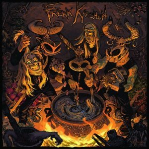 Freak Kitchen - Cooking With Pagans (2014)