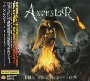 Axenstar - The Inquisition [Japanese Edition] (2005)