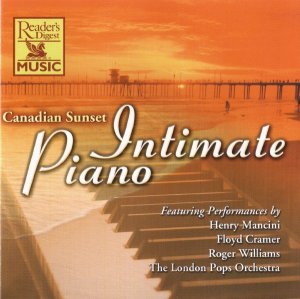 VA - Intimatic Piano/ Canadian Sunset (1999)