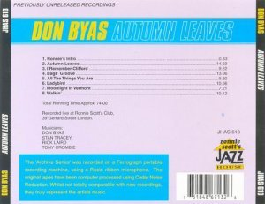 Don Byas - Autumn Leaves (1965)