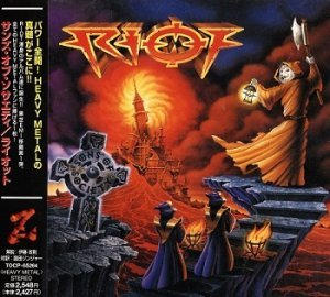 Riot - Sons of Society (Japan Edition) (1999)