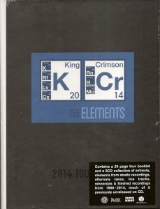 King Crimson - The Elements of King Crimson [2014 Tour Box] 2CD (2014)