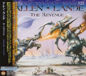 Allеn - Lаnde - The Rеvenge [Japanese Edition] (2007)