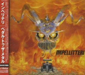 Impellitteri - Pedal To The Metal (Japan Edition) (2004)