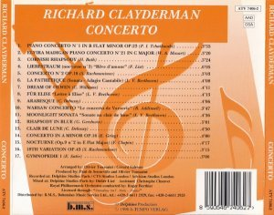 Richard Clayderman - Concerto With The Royal Philharmonic Orchestra