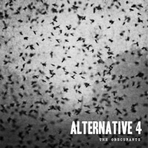 Alternative 4 (Duncan Patterson) - The Obscurants 2CD (2014)