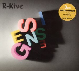 Genesis - R-Kive [Box Set] 3CD (2014)