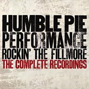 Humble Pie - Performance-Rockin' The Fillmore-The Complete Recordings (4CD)