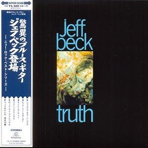 Jeff Beck - Truth (1968) [2014]