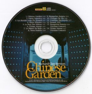 Richard Clayderman - Chinese Garden