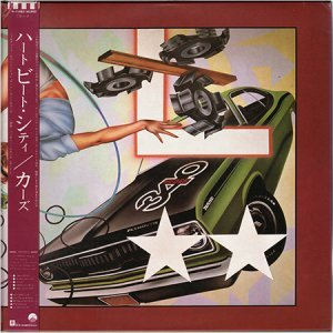 The Cars - Heartbeat City 1984 (Vinyl Rip 24/192)