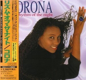 Corona - The Rhythm Of The Night (Japan Edition) (1995)