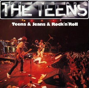 The Teens - Teens & Jeans & Rock 'n' Roll (Vinyl, LP, Album, 24Bit-192kHz) (1979)
