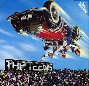 The Teens - The Teens Today (Vinyl, LP, Album, 24Bit-192kHz) (1980)
