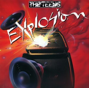 The Teens - Explosion (Vinyl, LP, Album, 24Bit-192kHz) (1981)