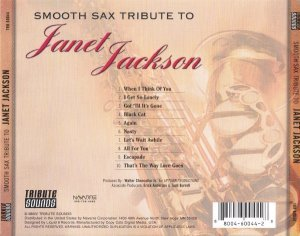 Smooth Sax Tribute to Janet Jackson (2002)