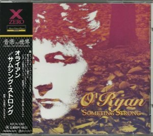 O'Ryan - Something Strong (1991) [Japan Press]