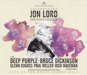 Jon Lord - Celebrating Jon Lord [3CD] (2014) [Japanese Edition]