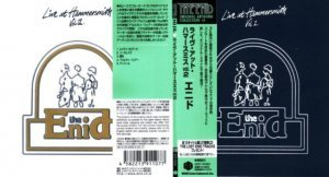 The Enid - Live At Hammersmith Vol. I & II (1979) [Japan Edit. 2006]