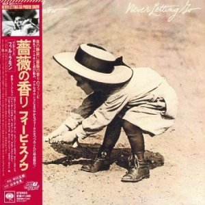 Phoebe Snow - Never Letting Go (Japan Edition) (2011)