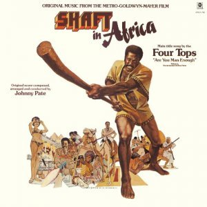 Johnny Pate - Shaft in Africa [Soundtrack] (2013)