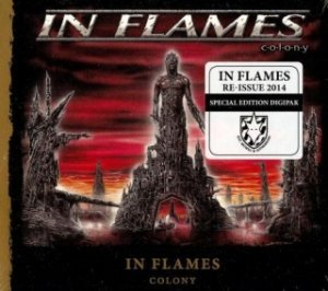 In Flаmеs - Rе-Issuе 2014 (2014) [Digipack Special Edition]