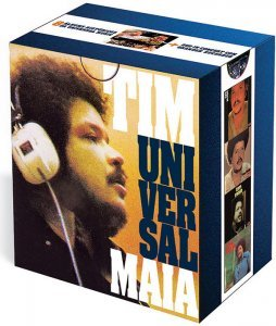 Tim Maia - Tim Universal Maia [Remastered Box Set] (2010)