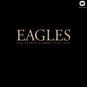 Eagles - The Studio Albums 1972-1979 [HDtracks] (2013)