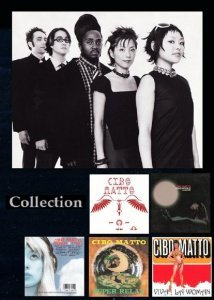 Cibo Matto - Collection: 6 Albums, 1 Single (1996-2007)