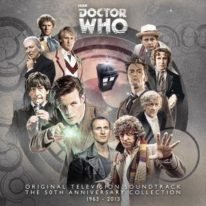 VA - Doctor Who: The 50th Anniversary Collection 1963-2013 [11 CD Box Set] (2014)