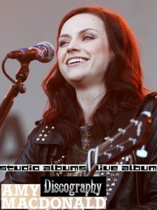 Amy MacDonald - Studio Discography Plus (2007-2012)