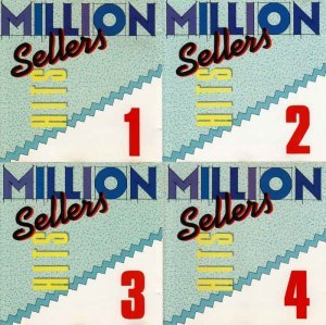 VA - Million Sellers Hits Volume 1-4 (1991)