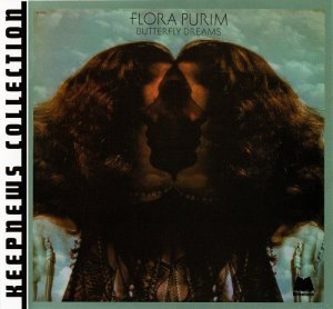 Flora Purim - Butterfly Dreams [Keepnews Collection Complete Series] (2007)