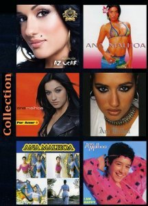 Ana Malhoa - Collection: 6 Albums (1992-2013)