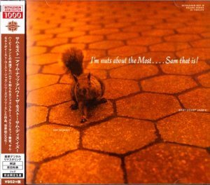 Sam Most - I'm Nuts About The Most....Sam That Is! (1955) [2014 Japanese Bethlehem Album Collection 1000]