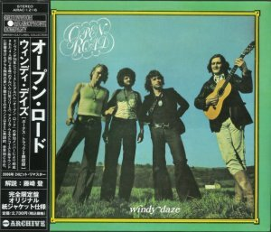 Open Road - Windy Daze (1971 / 1972)