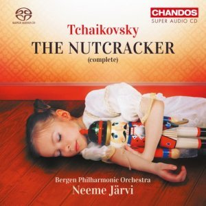 Bergen Philharmonic Orchestra - P. Tchaikovsky: The Nutcracker (2014) [HDtracks]
